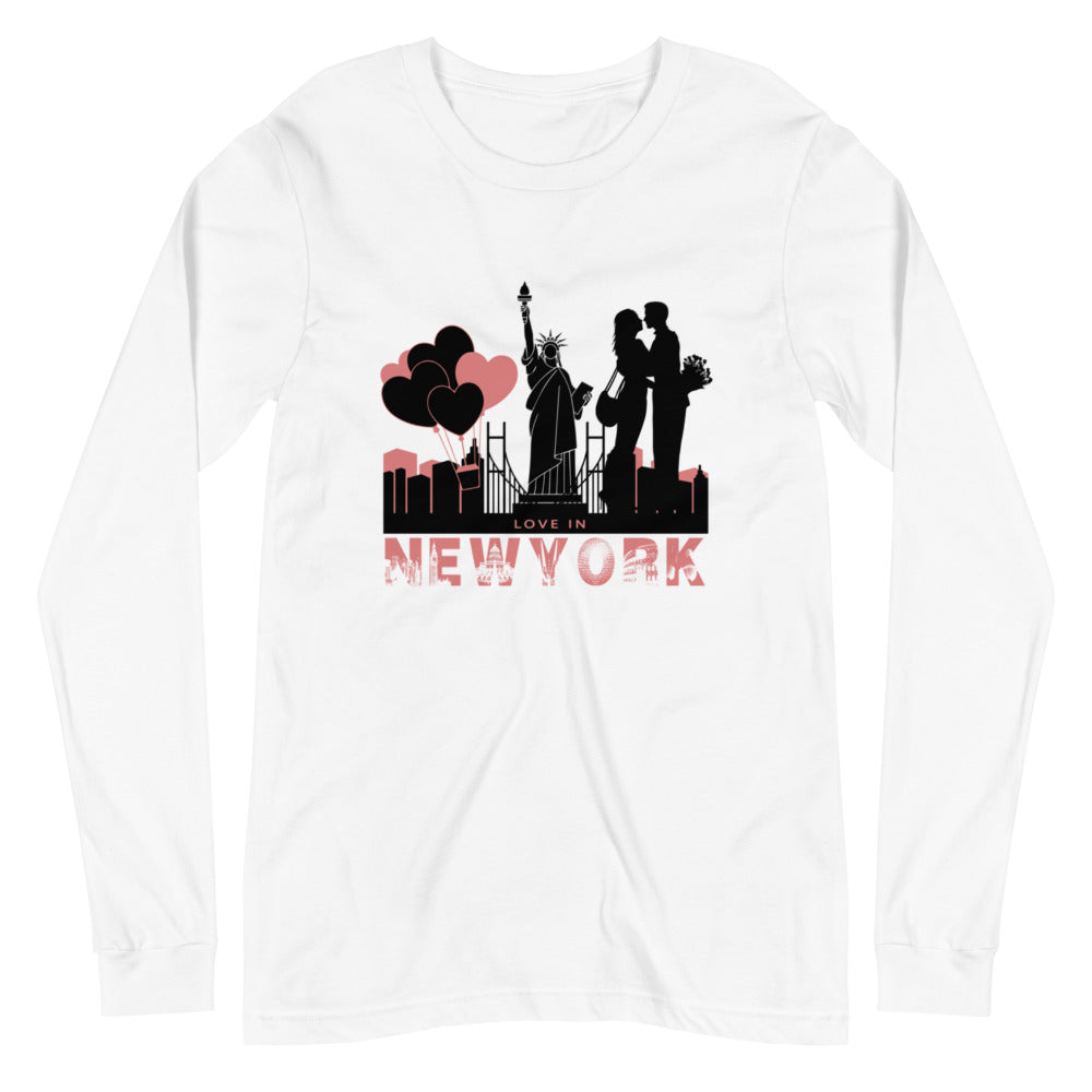 London Valentine Day Long Sleeve T-Shirt