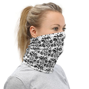 Floral Neck Gaiter Face Mask