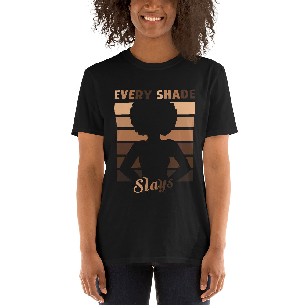 melanin shirt for black women