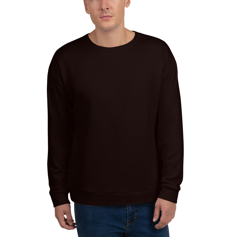 Brown Sweatshirt for Men