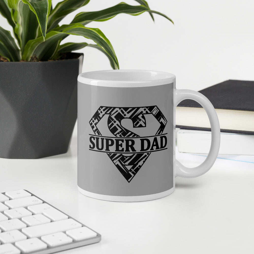 Super Dad Father's Day Coffee Mug