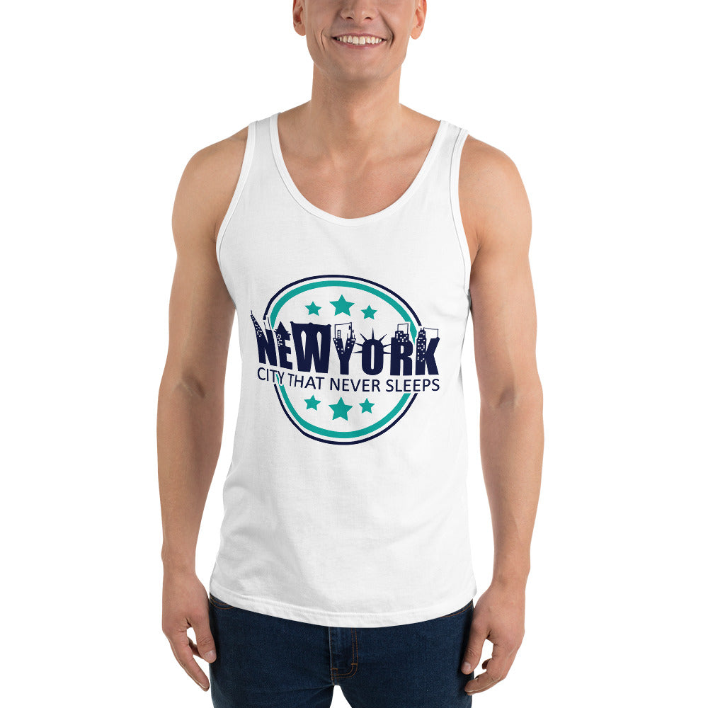 NEW YORK Tank Top for Men