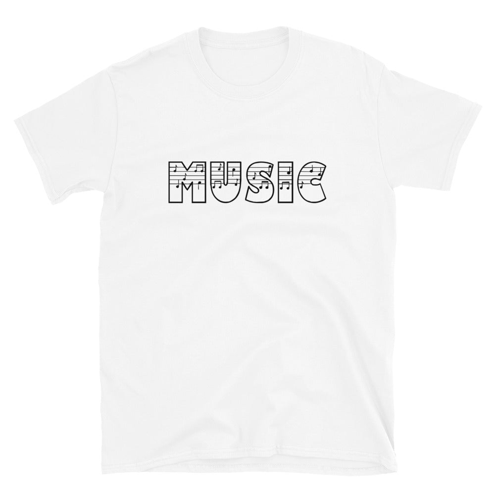 Music T-Shirt for Men