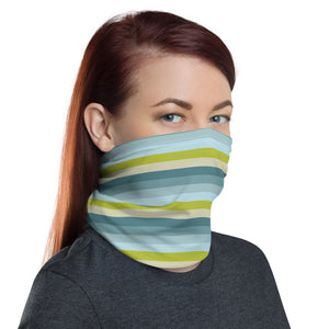 Vintage Striped Washable Face Mask