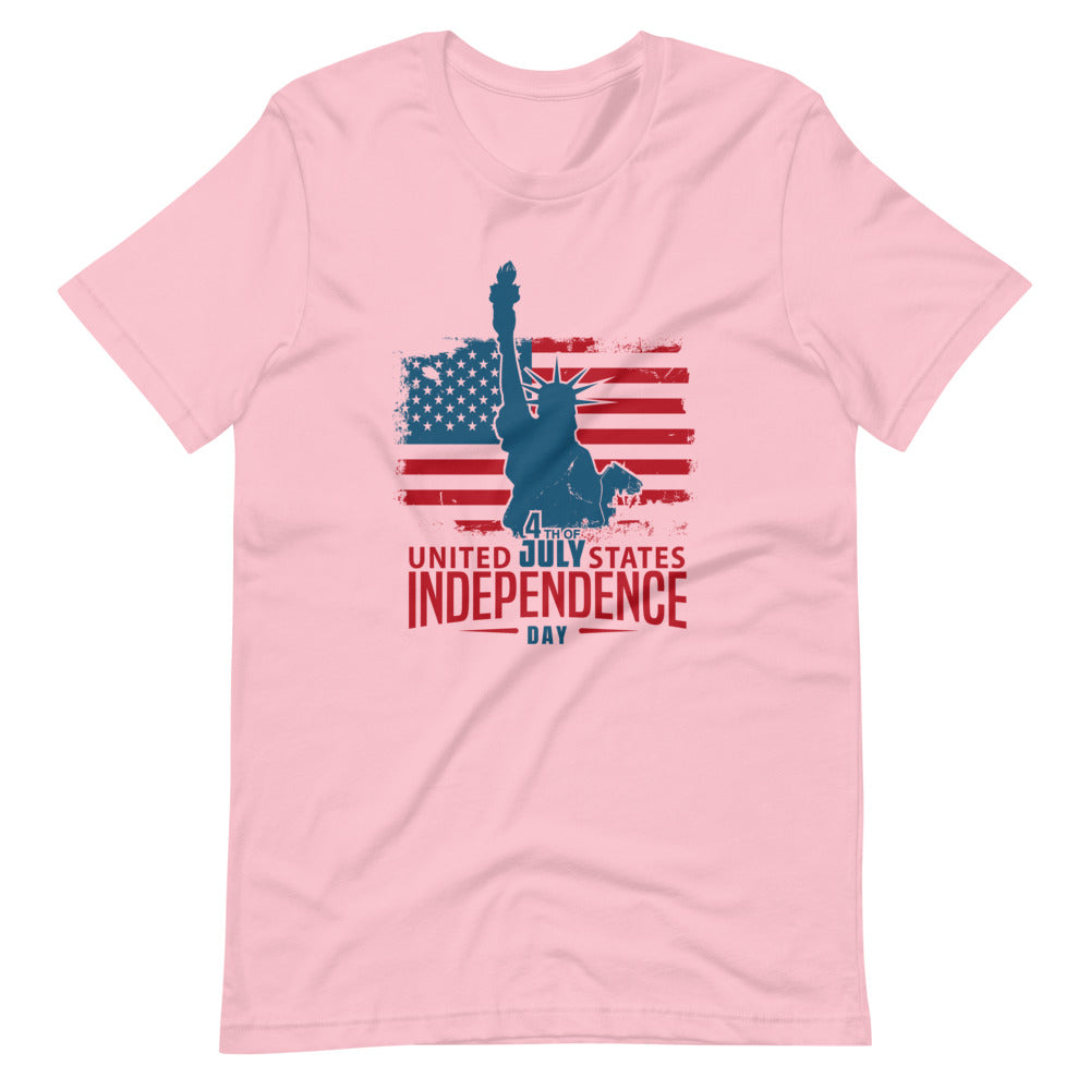 USA 4th of July Shirt - Unisex, Premium