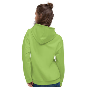 Lime Green Hoodie for Women