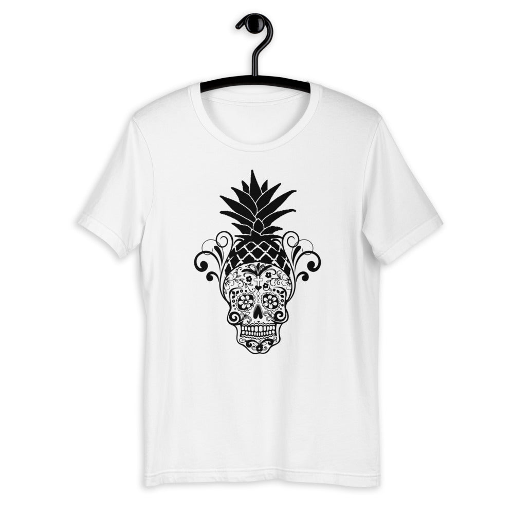 Sugar Skull Short-Sleeve T-Shirt for Men