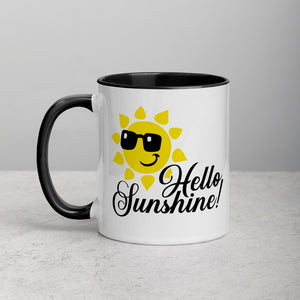Hello Sunshine Coffee Mug