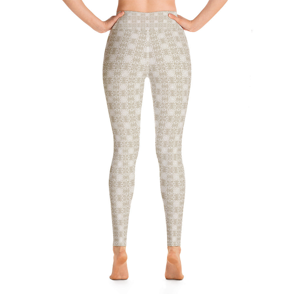 Yoga Leggings- high waist with pockets