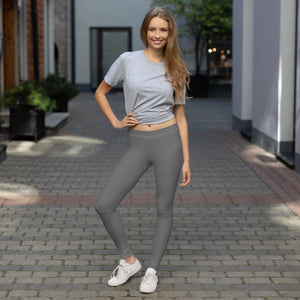 Girl Outfits with Grey Leggings for Womens