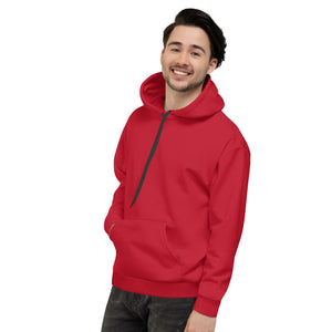 Red Hoodies for Men