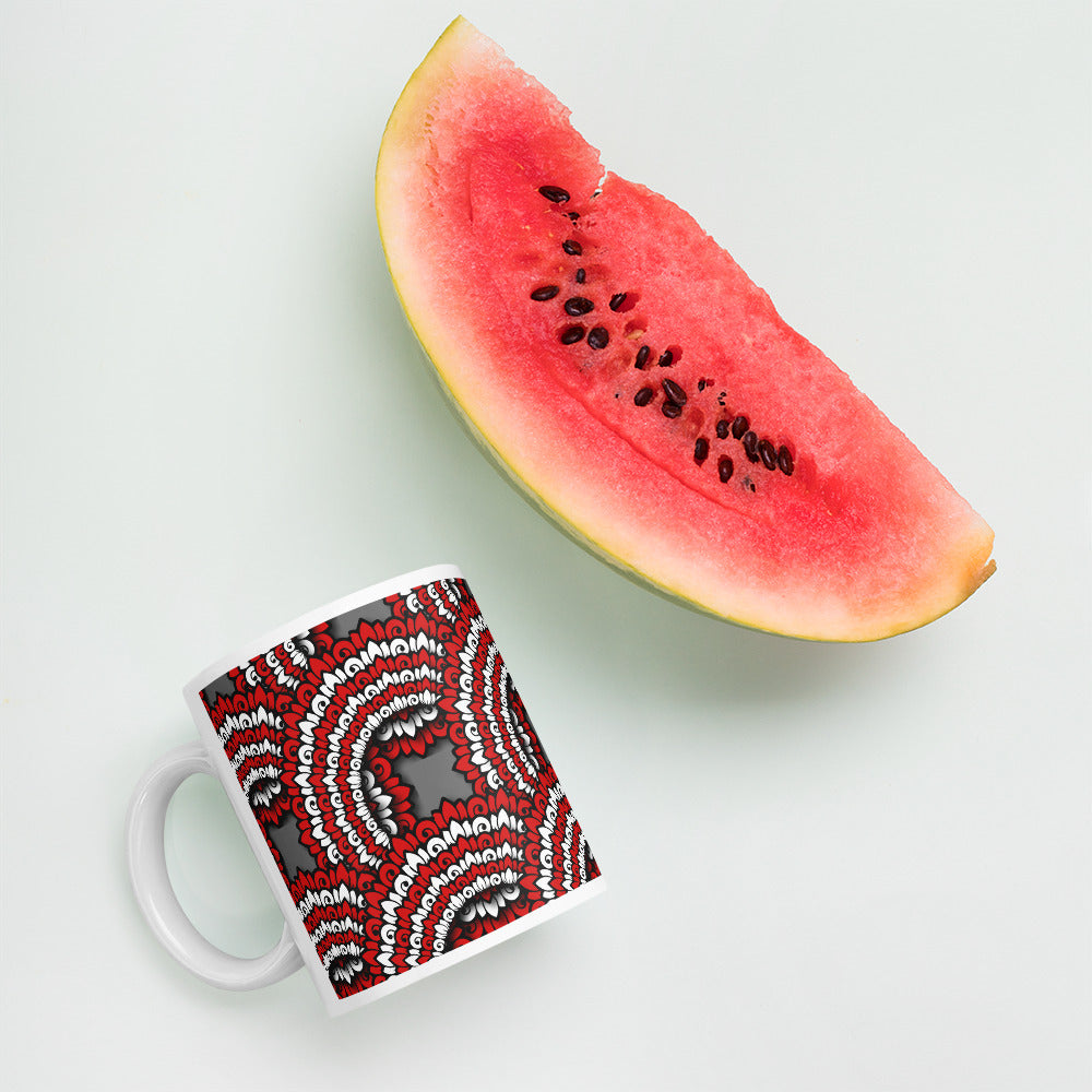 Mandala Pattern Coffee Mug