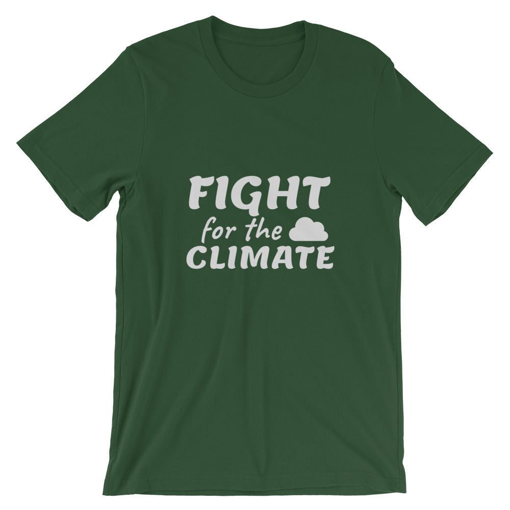 Climate Change T-Shirt Forest
