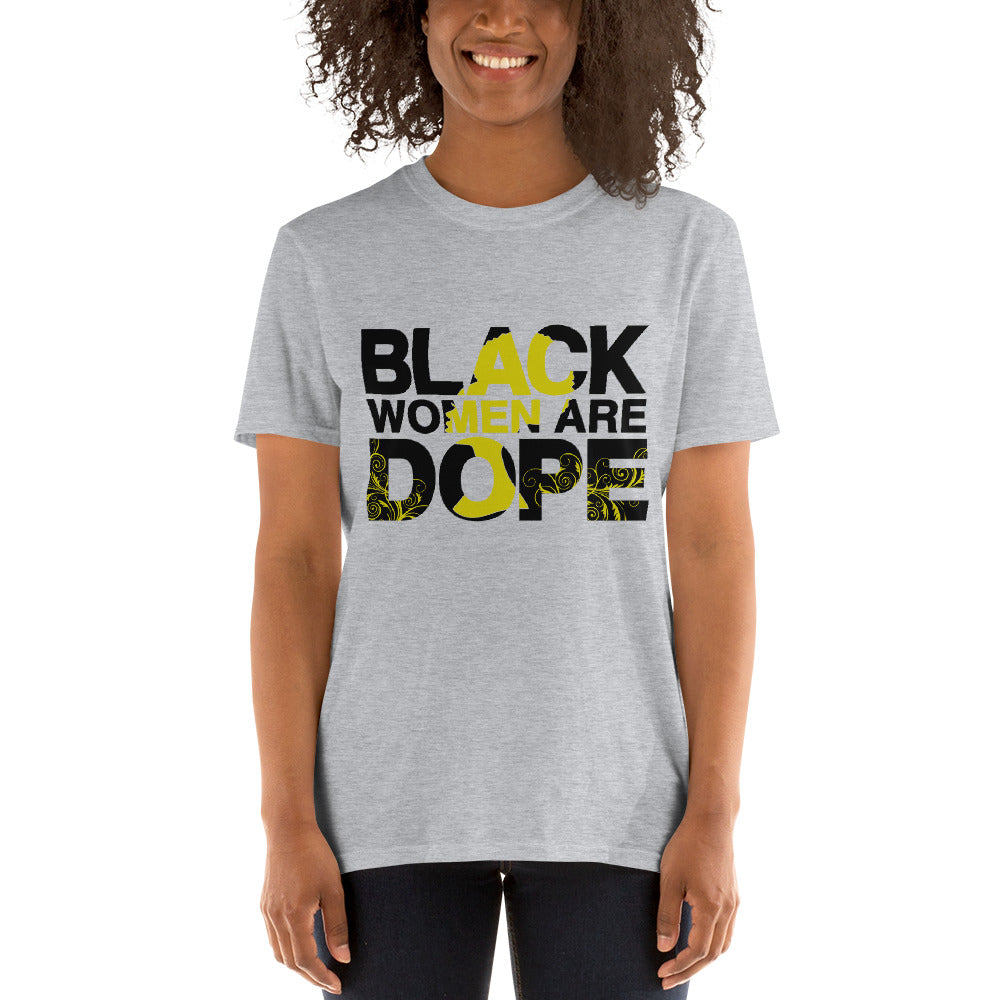 black women are dope shirt