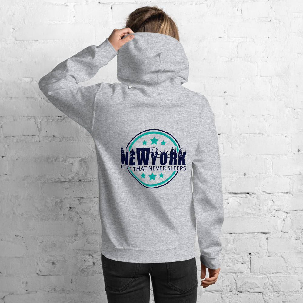NEW YORK Hoodie for Women