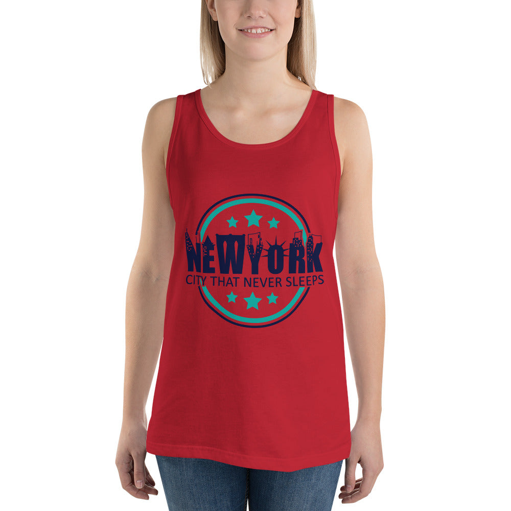 NEW YORK Tank Top for Women
