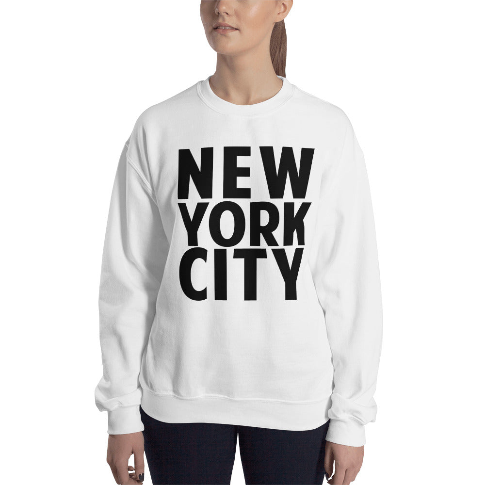 New York Sweatshirt Women