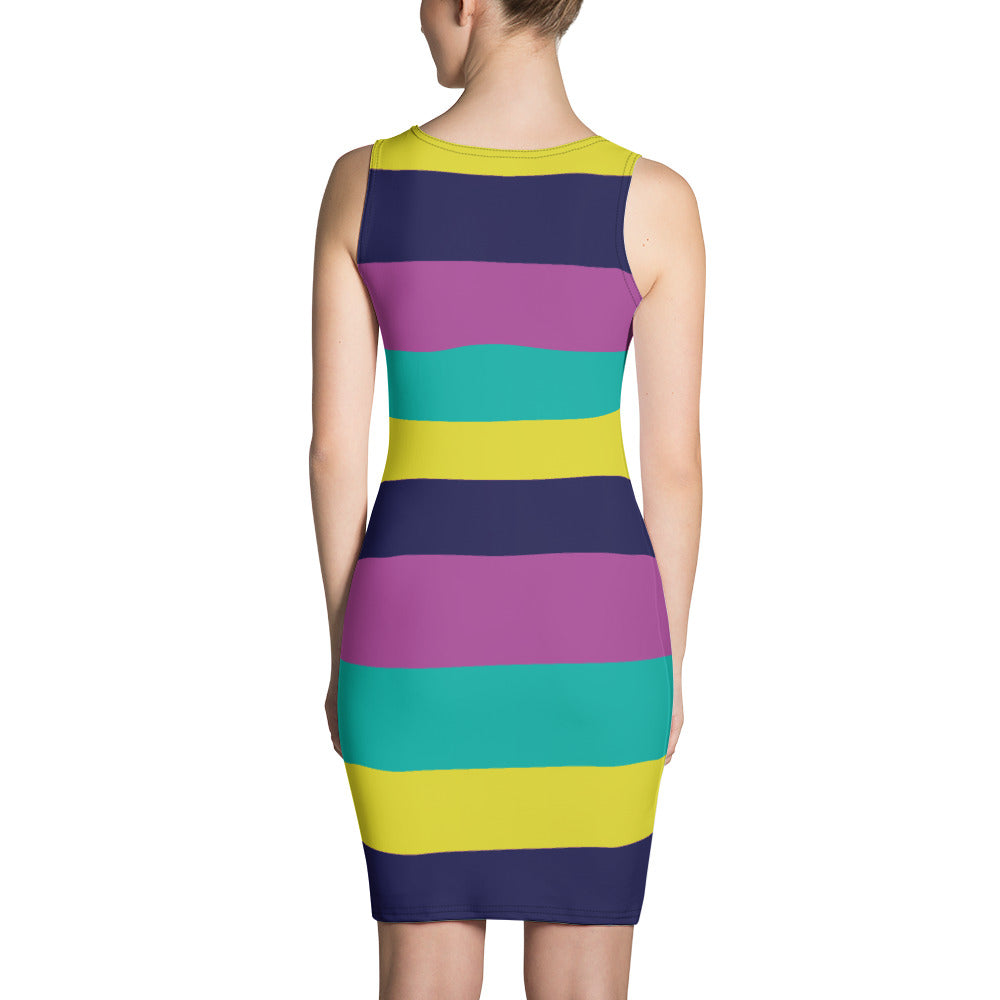 Rainbow Dress for Women
