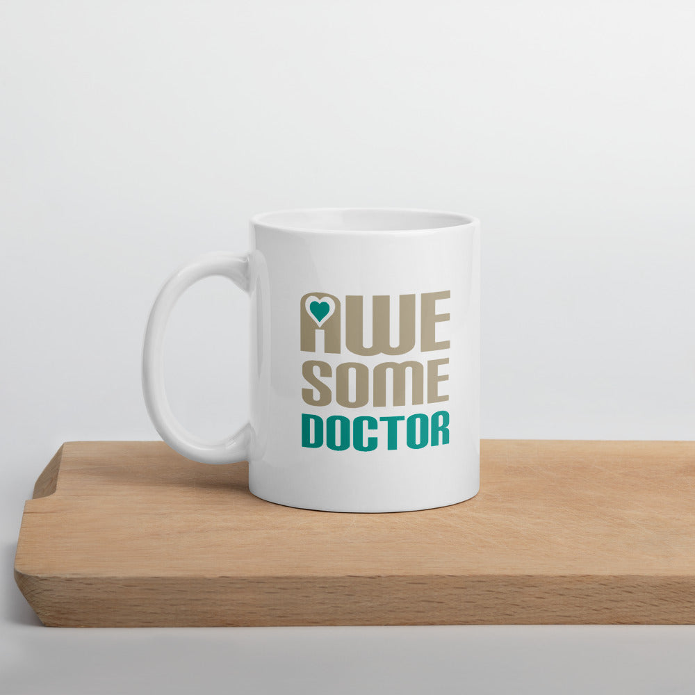 Awesome Doctor Coffee Mug