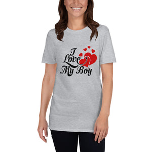 Love Boyfriend T-Shirt Valentines Day