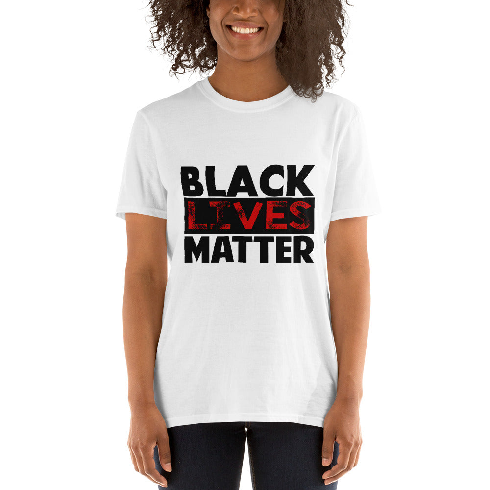 Black Lives Matter T-Shirt Women