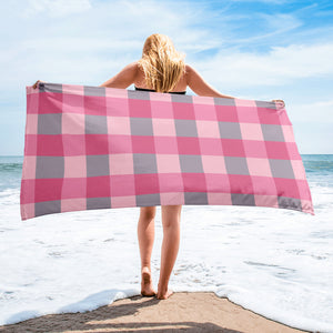 Cute Valentine Bath Towel