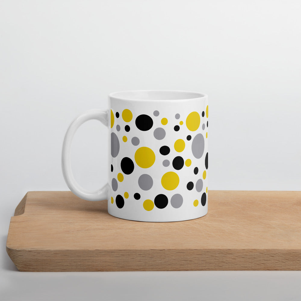 Dot dot Coffee Mug