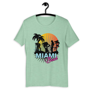 Miami Beach T-Shirt for Men