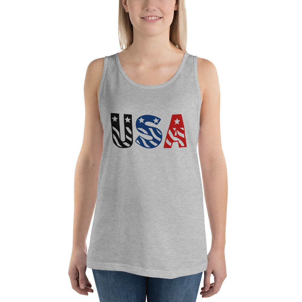 USA Tank Top for Women