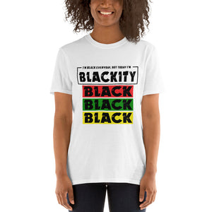 Blackity Black Women Shirt