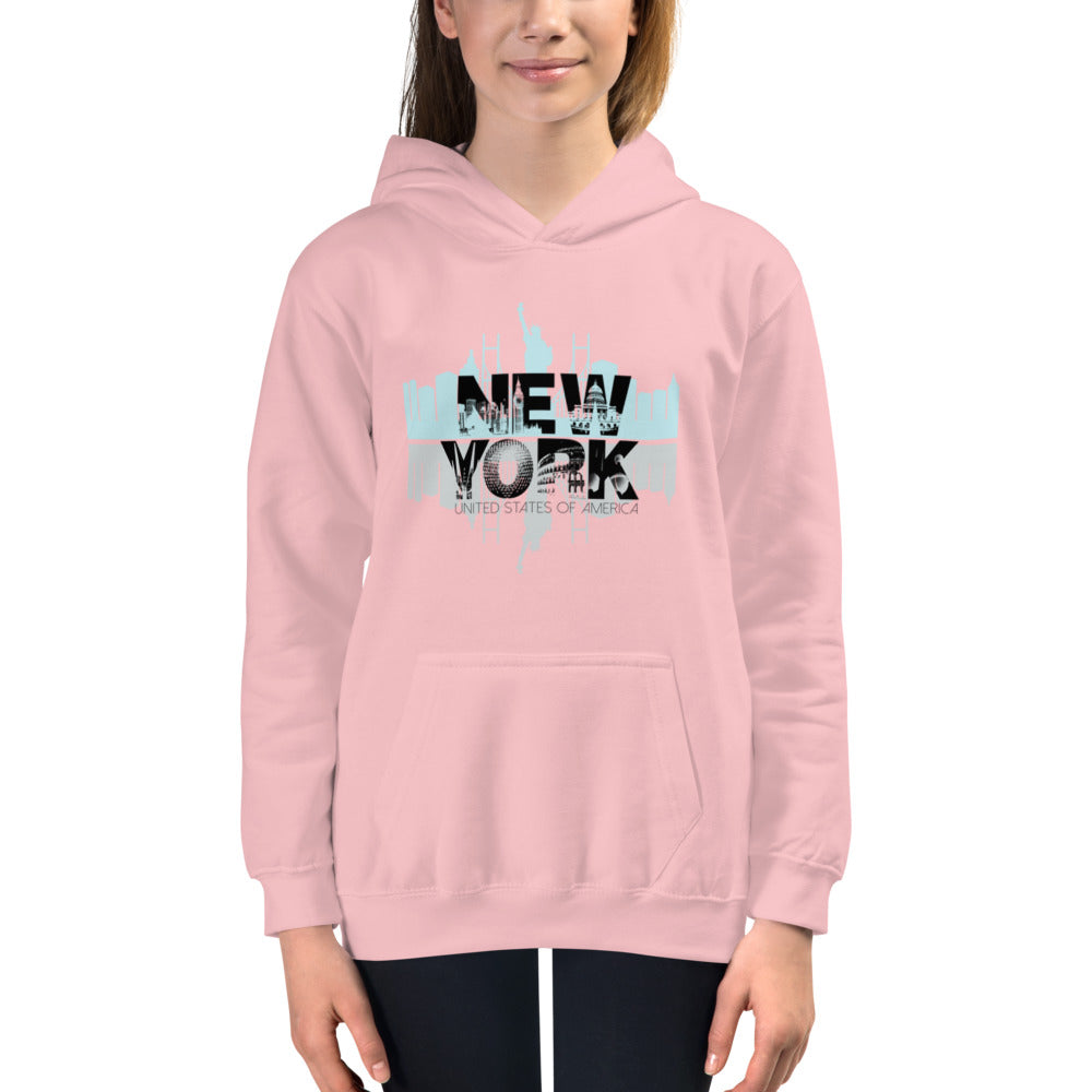 New York Hoodies for Girls
