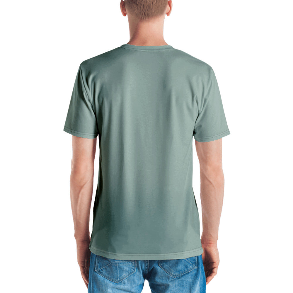 Mint Men's V-Neck T-shirt
