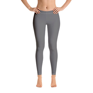 Outfits with Grey Leggings for Womens