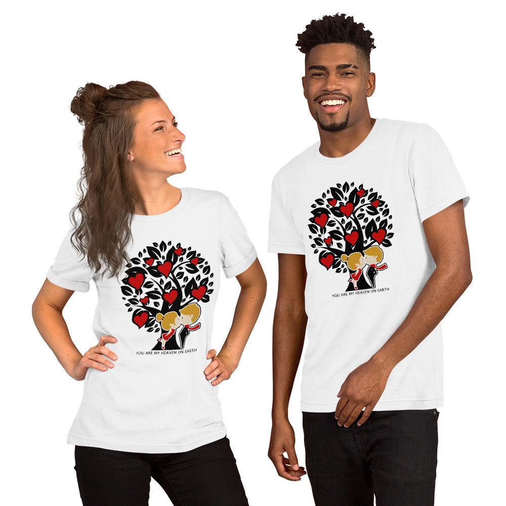 Couple Valentine's Day T-Shirt