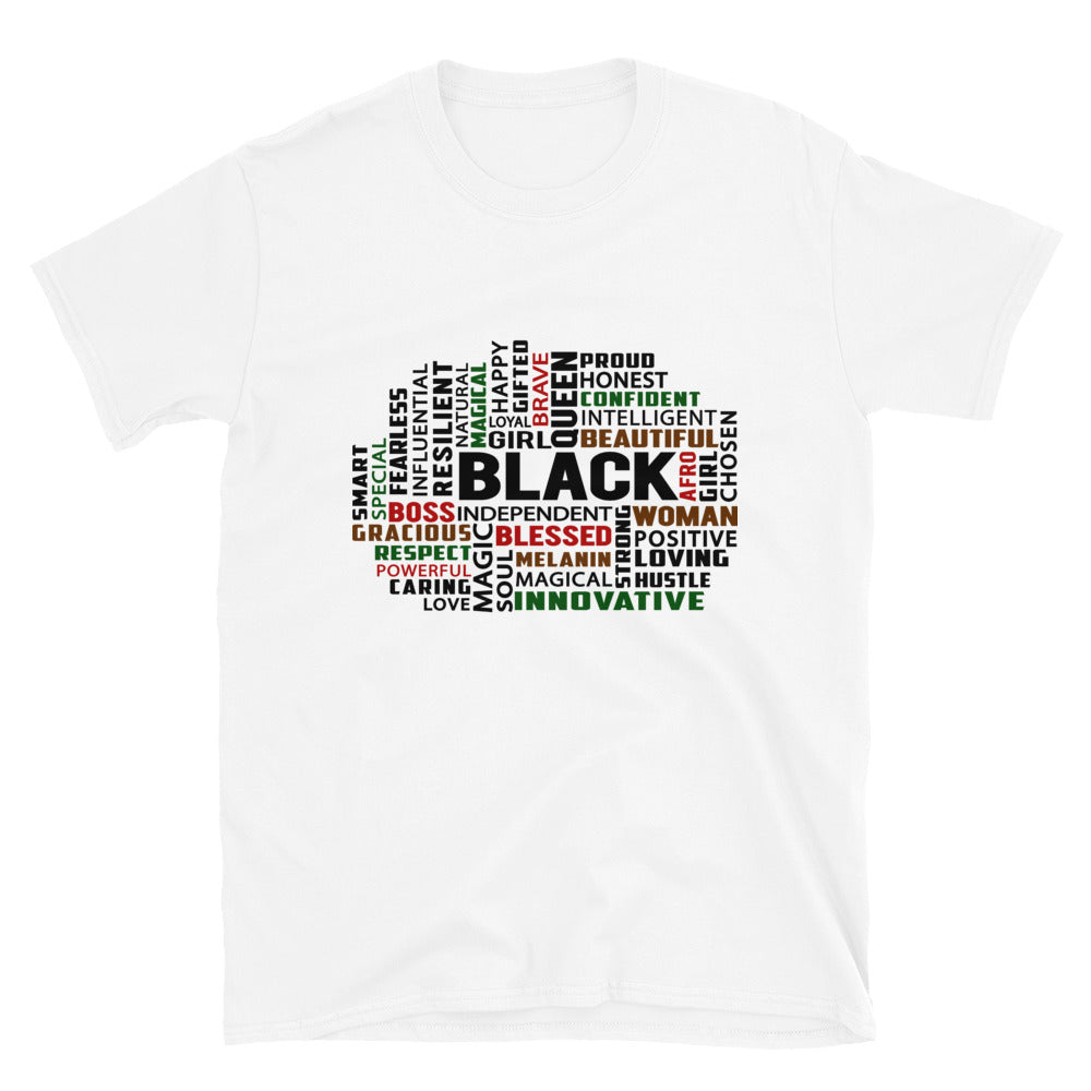 Black women t-shirt
