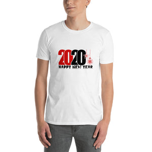 new year t shirt 2020