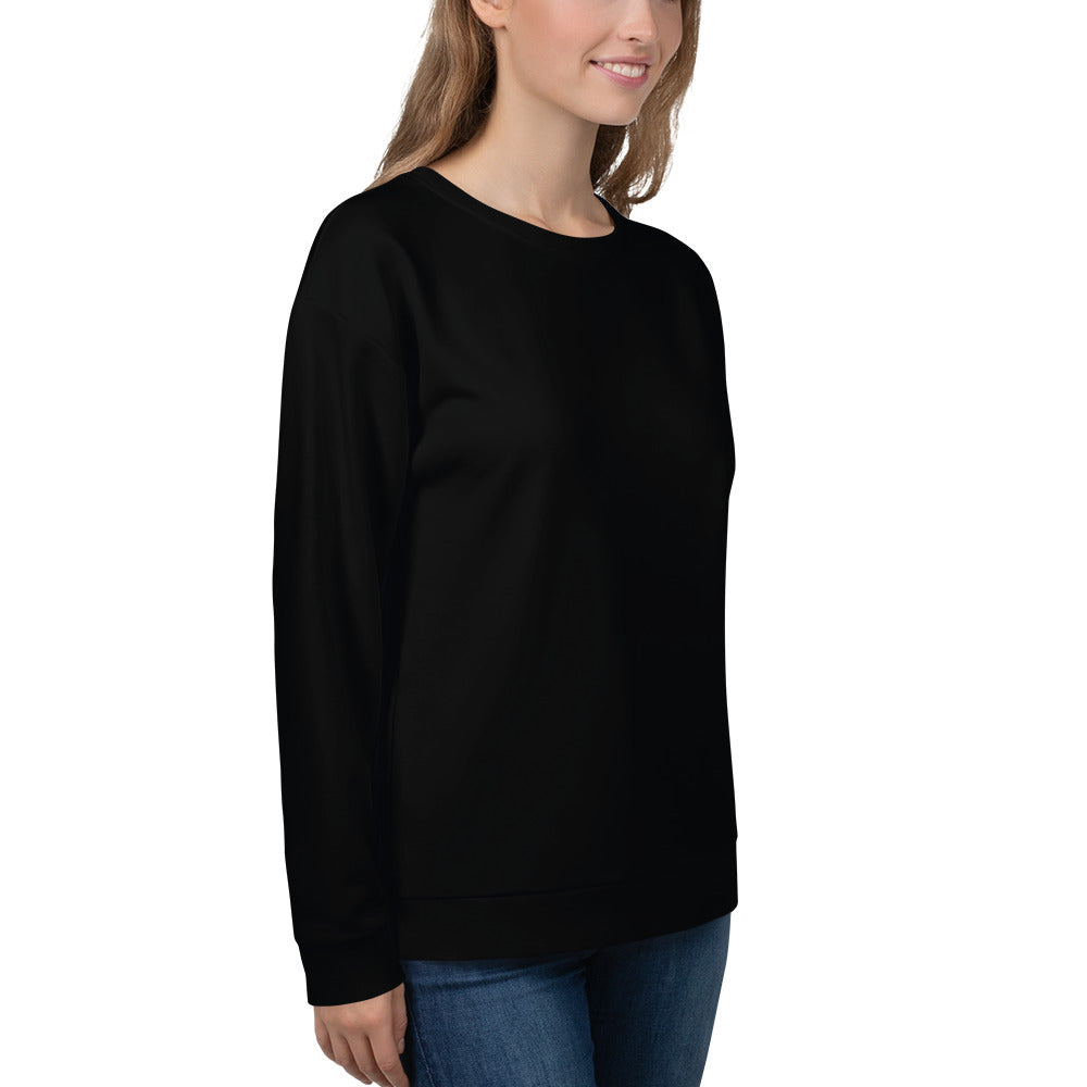 Black Sweatshirt for Women