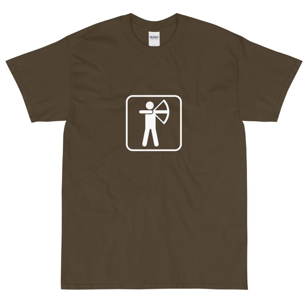 Archery Icon T-Shirt-Fell Casuals