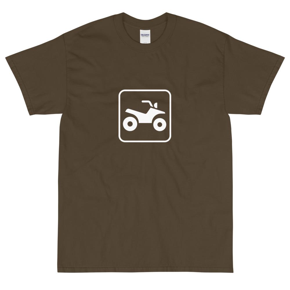 ATV Icon T-Shirt-Fell Casuals