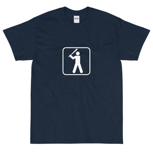 Baseball Icon T-Shirt-Fell Casuals