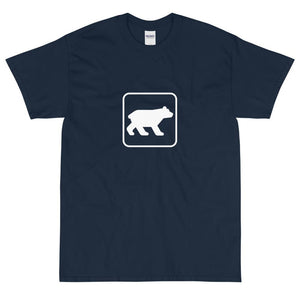 Bear Country Icon T-Shirt-Fell Casuals
