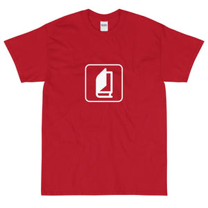 Bookstore Icon T-Shirt-Fell Casuals