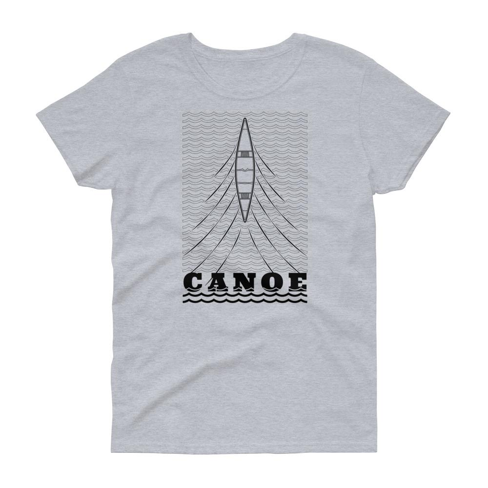 Canoe Women's Tee-Fell Casuals