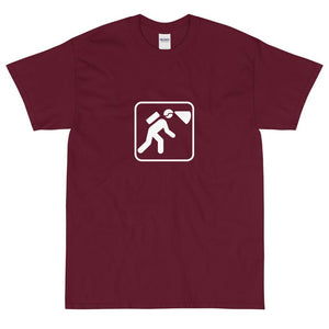 Caving Icon T-Shirt-Fell Casuals