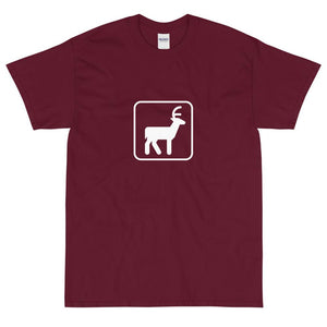 Deer Icon T-Shirt-Fell Casuals