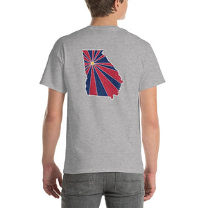 Georgia Starburst T-Shirt-Fell Casuals