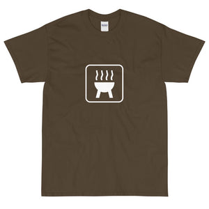 Grilling Icon T-Shirt-Fell Casuals