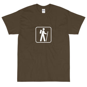 Hiking Icon T-Shirt-Fell Casuals