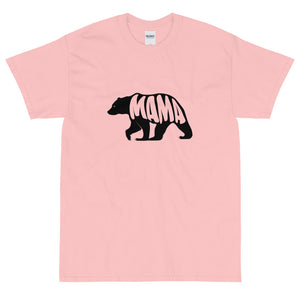 Mama Bear T-Shirt (Black)