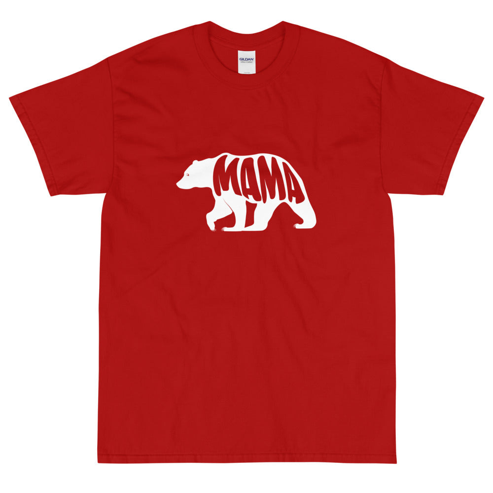 Mama Bear T-Shirt (White)